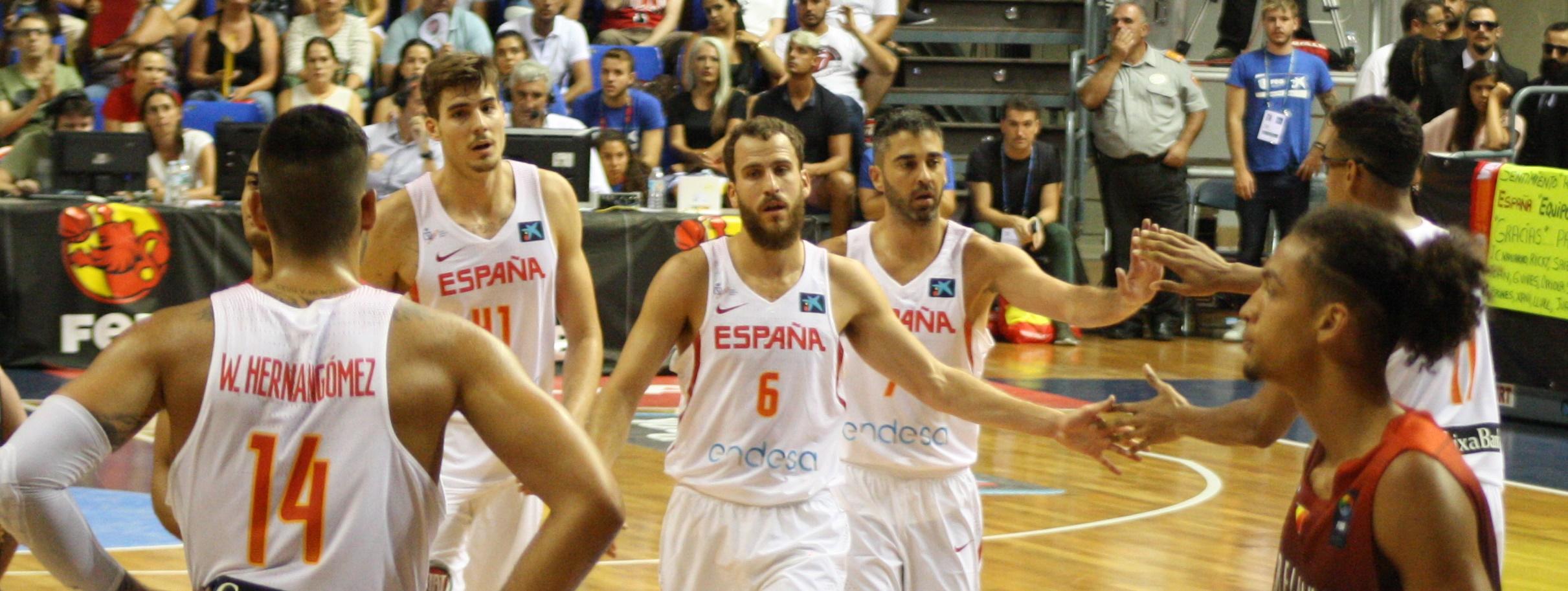 España viaja este miércoles a Rumanía para comenzar el EuroBasket ...